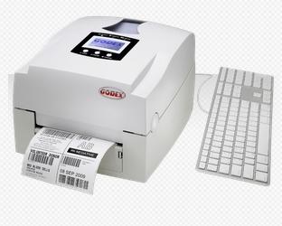 科诚GODEX EZPi1200桌面条码打印机