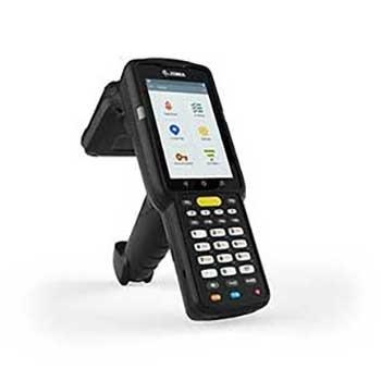 MC3330R 集成式 UHF RFID 手持读取器