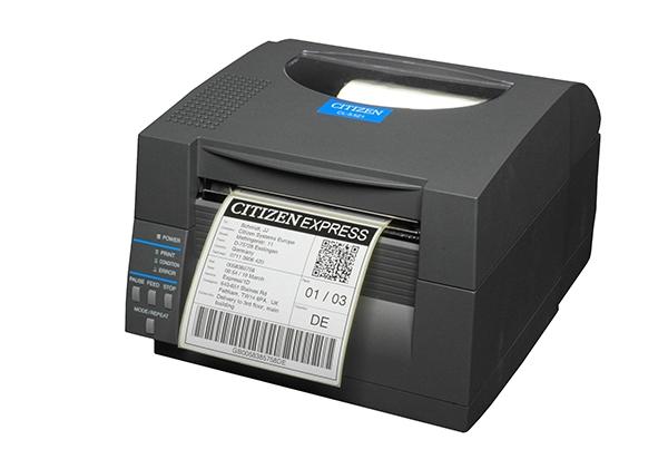 CL-S521 工业型的桌上型条码打印机