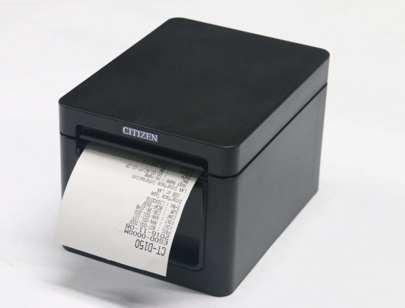 CT-D150/151小票打印机
