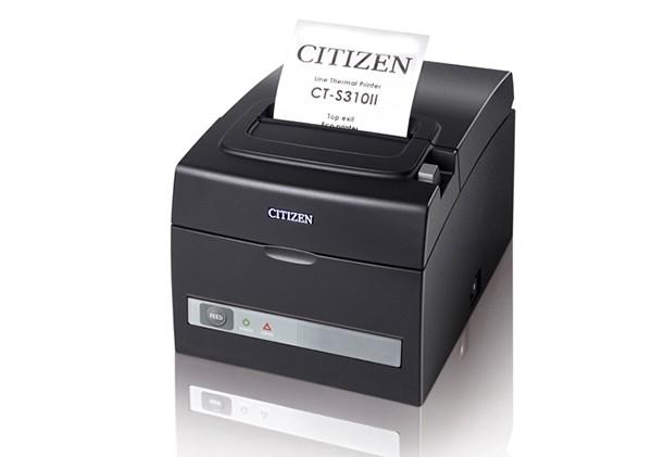 CT-S310II票据和条码打印机