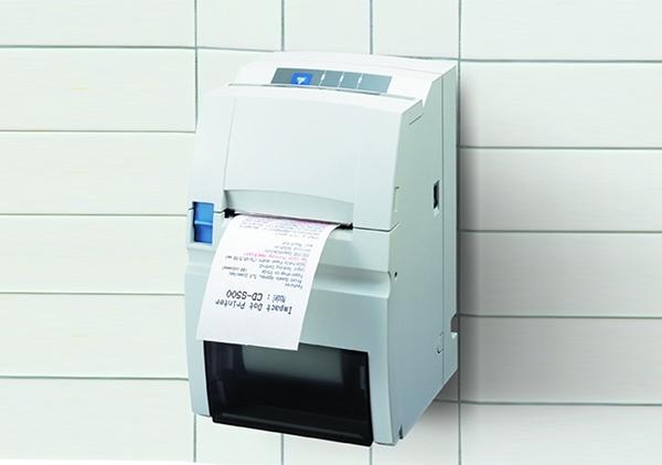 CD-S500多种票据用快速POS打印机