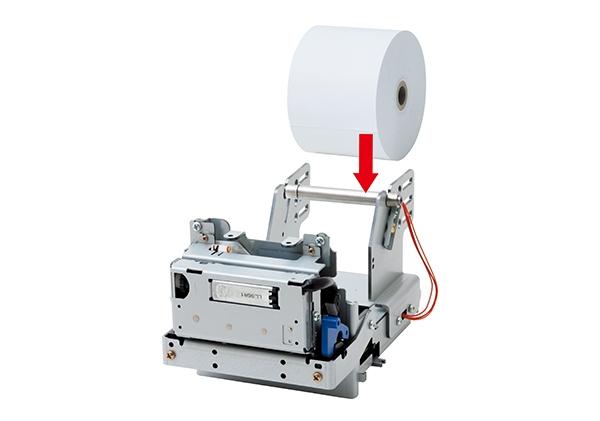 PMU2200II 58毫米小型自助服务终端用打印机