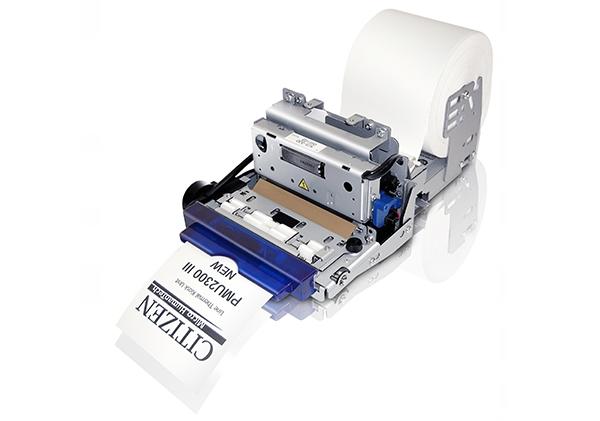 PMU2300III 3英寸热敏自助服务终端用打印机芯带导轮
