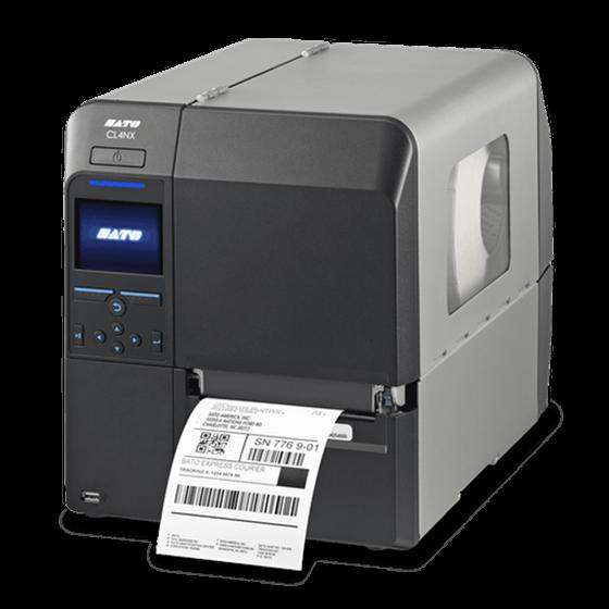 CL4NX 全球通用型4英寸智能条码打印机