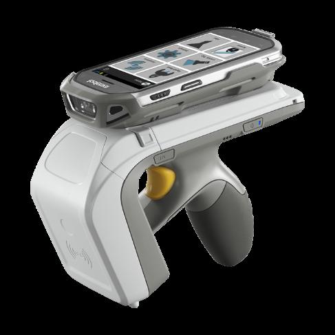 斑马Zebra RFD8500 手持式 RFID/1D/2D SLED