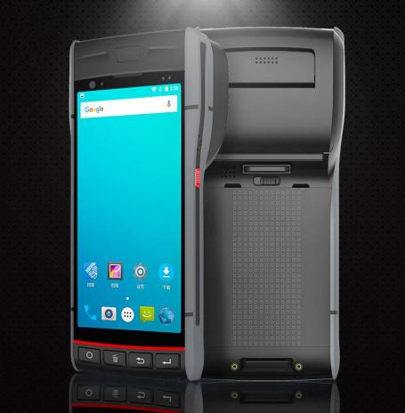 蓝畅科技Blovedream  S60全面屏一体打印手持终端