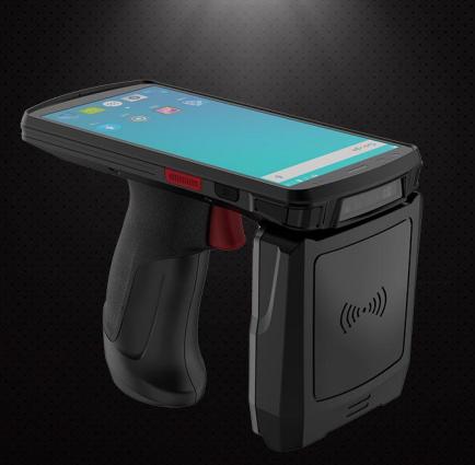 蓝畅科技Blovedream  S70  UHF工业级智能手持终端